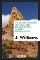 Studies on the English Reformation