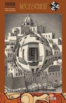 Balkon - M.C. Escher (1000)