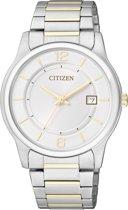 Citizen Basic BD0024 53A - Horloge - Staal - 37 mm - Zilverkleurig