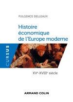 Histoire économique de l'Europe moderne