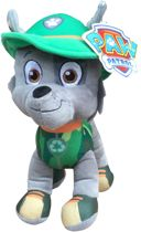 Pop pluche Paw Patrol Jungle Rocky 27 cm