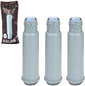 3X Krups Claris F08801 Waterfilter F088