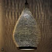 Nour Lifestyle Arabische hanglamp Tormosa met gaatjes - maat L