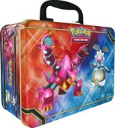 Pokemon Trading Card Game Collector Chest 2016 Treasure Tin d9 - Pokemon kaarten
