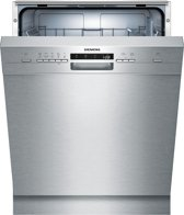 Siemens SN435S00AE iQ300 - Onderbouw vaatwasser - Inox