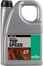 Motorex Top Speed 4T 5W/40-4 Liter