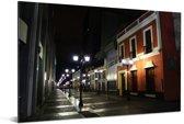 Historisch centrum Caracas in Venezuela Aluminium 120x80 cm - Foto print op Aluminium (metaal wanddecoratie)