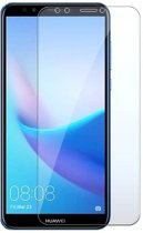Huawei Y5 (2018) Screenprotector Glas - Tempered Glass Screen Protector - 1x - LuxeRoyal