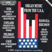 American Organ Music