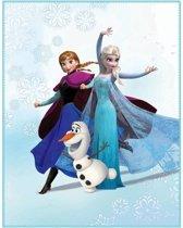 Disney Frozen Enjoy - Plaid - 110 x 140 cm - Multi colour