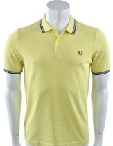 Fred Perry - Twin Tipped Shirt - Heren - maat S