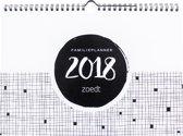 Familieplanner 2018 Zoedt
