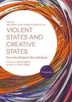 Violent States and Creative States (2 Volume Set)