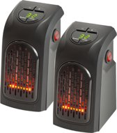 Handy Heater  - Straalkachel (Set van 2)