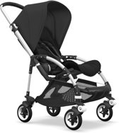 Bugaboo Bee⁵ Kinderwagen - Aluminium / Zwart / Zwart