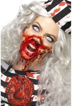 Halloween - Zombie latex make-up set