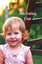 Kids Tracking Chart: Kids Responsibility Tracker