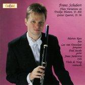 Flute Variations, D. 802/Guitar Quintet D. 96