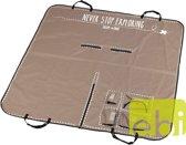 Ebi Autostoel cover/exploring Taupe 150x145cm