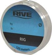 Rive Rig Line | 120m | 0.105mm | Lichtgrijs