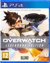 Overwatch (Legendary Edition) - PS4