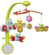 Taftoys Kleurrijke Vlinder - Babymobiel