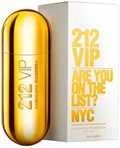 Carolina Herrera 212 VIP Women - 80 ml - Eau de parfum