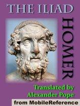 The Iliad. Illustrated (Mobi Classics)