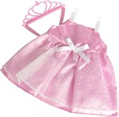 New Born Baby Prinses Outfit - Lichtroze