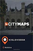 City Maps Kislovodsk Russia