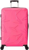 Decent Q-Luxx Trolley 77 Expandable Pink