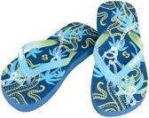Sinner Pantai Unisex Slippers - Blauw - Maat 35
