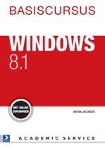 Basiscursus Windows 8.1