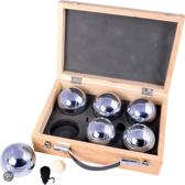 Jeu De Boules metal 6 in box