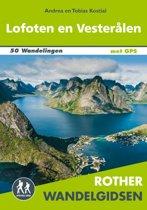 Rother Wandelgidsen - Lofoten en Vesterålen