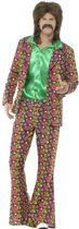 60s Psychedelic CND Suit