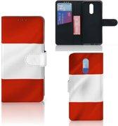 Bookstyle Case Nokia 3.2 Oostenrijk