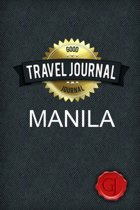 Travel Journal Manila