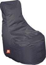 LC Zitzak stoel Nice outdoor antraciet - Wasbaar - Geschikt voor buiten