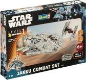 Revell Build & Play Star Wars - Jakku Combat Set