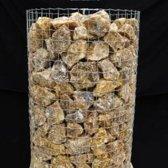 Honing Calciet Ruw - Groothandel Partij Stenen/Stukken van 0,5 tot 4kg - Topkwaliteit - 100KG