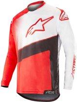 Alpinestars Crossshirt Racer Supermatic Red/Black/White-S