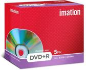 Imation 5 x DVD+R DL 8.5GB