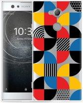 Sony Xperia XA2 Ultra Hoesje Abstract Pattern