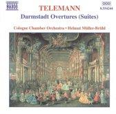 Telemann: Darmstadt Overtures / Muller-Bruhl