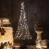Santa's Tree - XL - Zwart/Koper - 120 LED