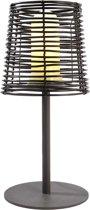 Kapego Tafellamp Velorum - Buitenverlichting - Zwart