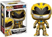 Funko Pop! Movies: Power Rangers Yellow Ranger - Verzamelfiguur