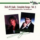 Gade: Complete Songs Vol 3 / Bertelsen, Lonskov