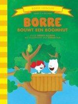 De Gestreepte Boekjes Groep 3 Oktober - Borre bouwt een boomhut